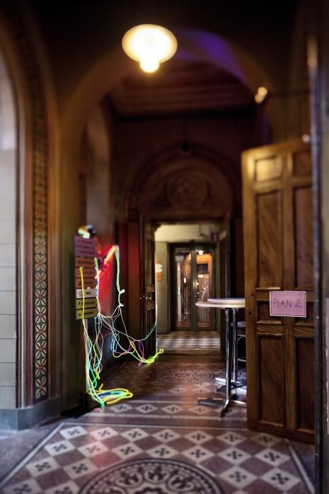 Korridor Foto Anna Öhlund