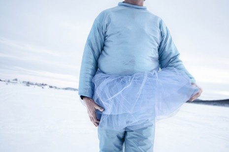 A warm story about a cold place - Photo and light Exhibition 13 - Foto Anna Öhlund